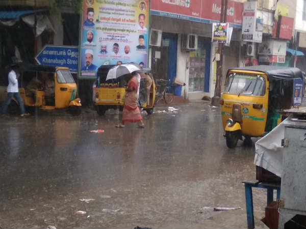 In the next 24 hours, Tamilnadu may see a moderate rainfall