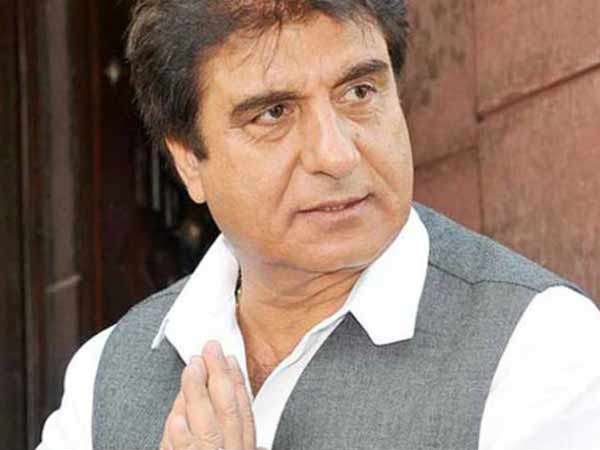 dont trouble hanuman too much, your lanka will be on fire: raj babbar to bip