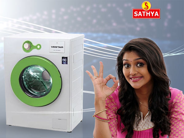 Sathya Showroom gives exclusive offer on the Washing machine