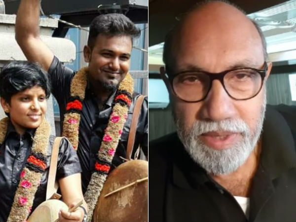 Actor Sathyaraj Wishes Kausalya For her marriage