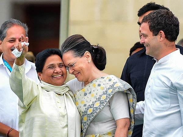 பாஜகவிற்கு புதிய தலைவலி.. ம.பியில் காங்கிரஸுடன் கைகோர்க்கிறது பகுஜன் சமாஜ்!