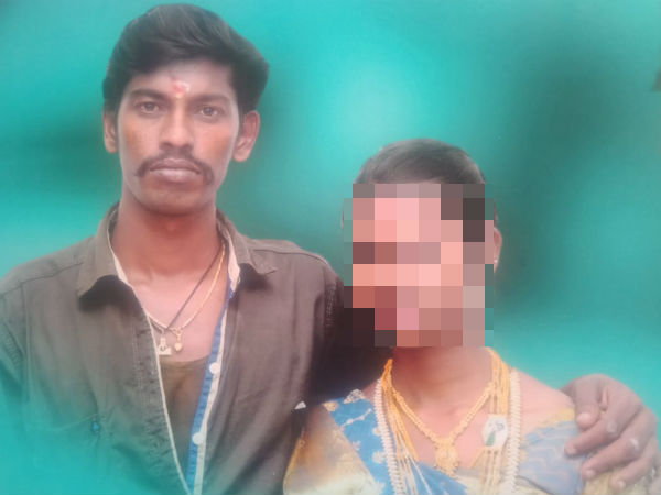 22 days of born baby killed by his father, hanged himself near nellai.