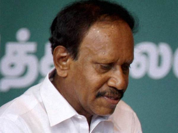 Thambidurai admitted in Apollo hospital after ill health