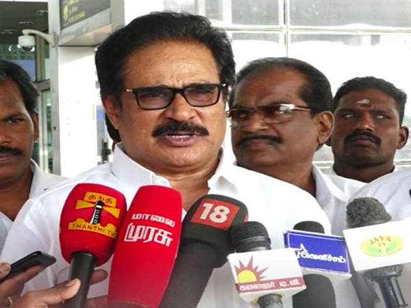 Dmk, Congress will win 40 constituencies says Thirunavukarasar