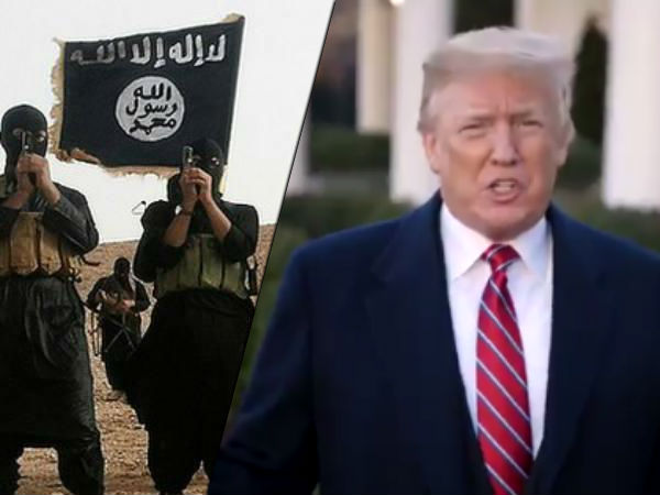 Trump declares victory over ISIS in Syria
