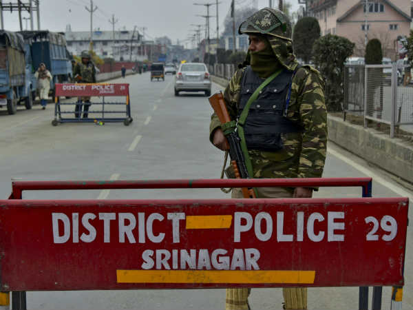 Two militants killed in encounter in Baramulla