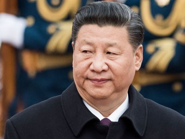 China President xi jinping has ordered that the army be ready for war