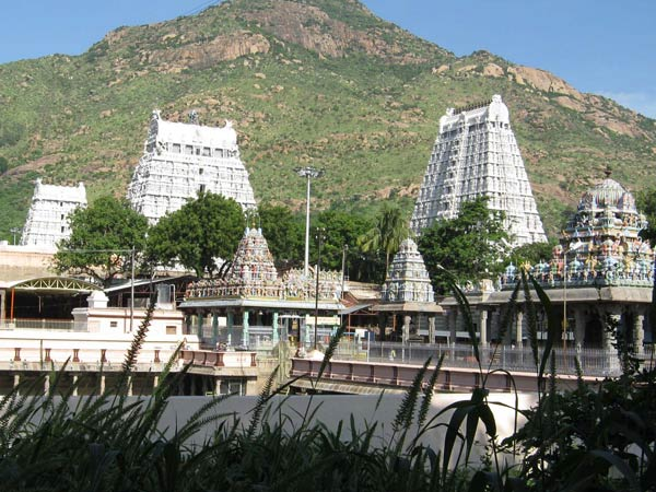 The Central Government announced the award to Thiruvannamalai District
