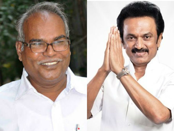 CPI (M) supported To DMK Party in Thiruvarur By- Election