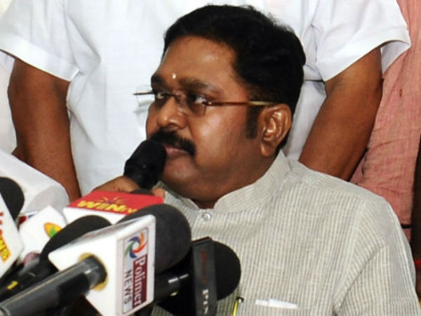 ADMK Will not get Deposit in the Parliamentary Election says TTV Dinakaran