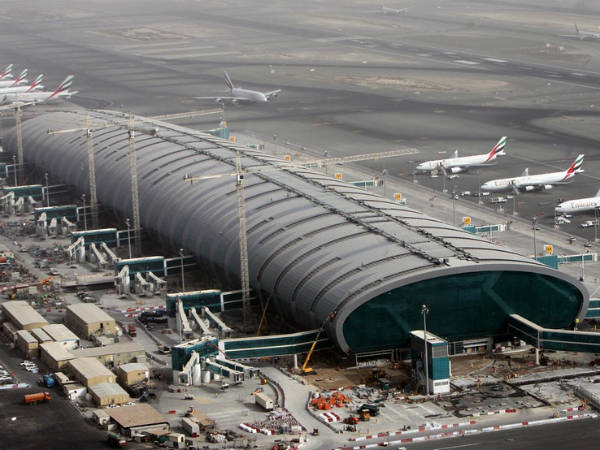 Dubai international retained its position as the worlds busiest airport for international customers