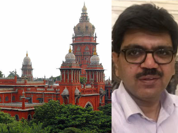 Chennai High court orders to arrest Higher Education Secretary of Tamilnadu