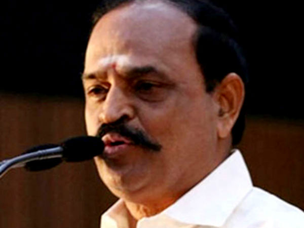 Stalins nature is to say that DMK will come to power says Minister Kadambur Raju