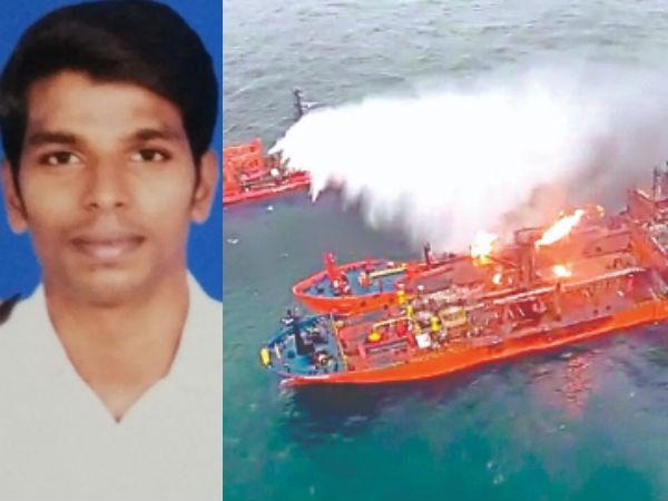 ரஷ்யா: கப்பல் தீப்பிடித்து 6 இந்தியர்கள் உள்பட 14 பேர் பலி.. தமிழக மாலுமி உள்பட 6 பேர் மாயம்