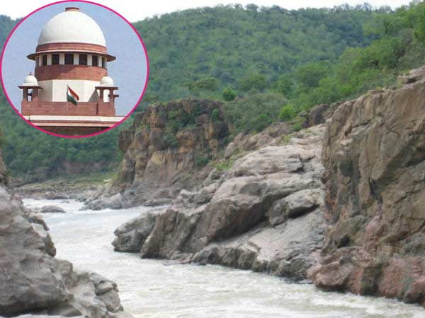 Apex court toay issued order to tamilnadu and explain within 4 weeks in mekedatu project case
