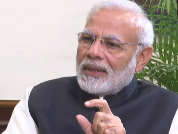 Ordinance only after legal process is over: Modi on Ram temple