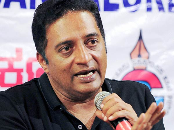 Prakash Raj to contest from Bangaluru Central