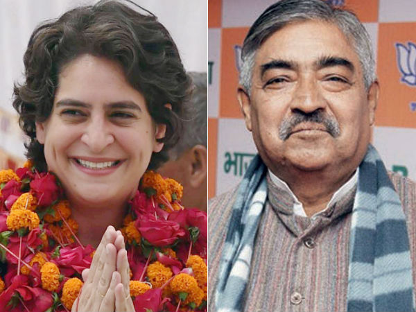 Pretty face, no other talent: Bihar ministers remark about Priyanka Gandhi