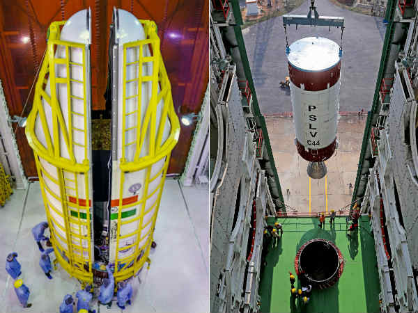 PSLV-C44 rocket flows with Microsat- R and Kalam sat satellites today