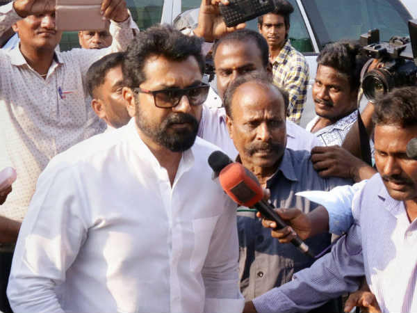 Contest Separately in the Assembly Election Sarathkumar Announced