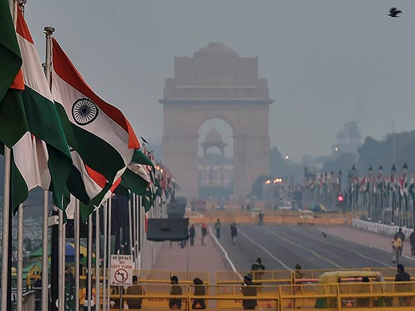 Security has been tightened in the national capital ahead of the 70th republic day