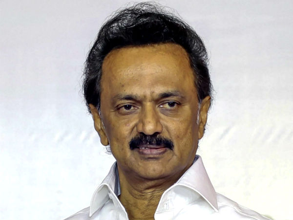 M K Stalin welcomes ECI decision on Thiruvarur by-election Halt