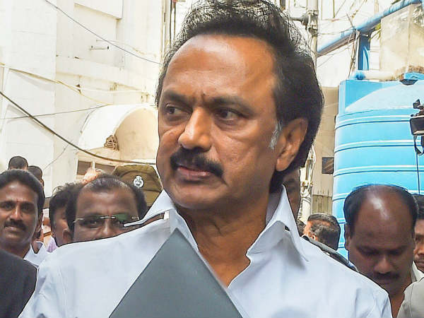 M K Stalin will meet TN governor today to give a complaint on Kodanad estate murders