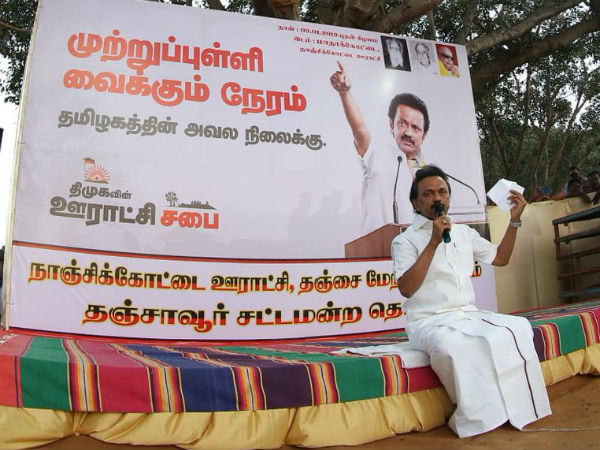 We will investigate Js death and will arrest convicts says, M K Stalin