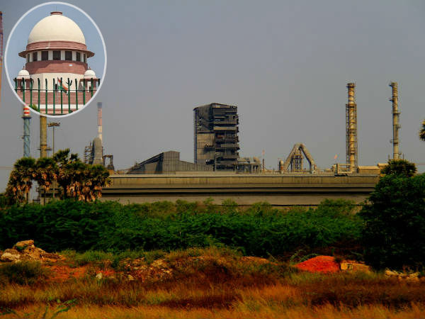 Supreme Court allows Sterlite to open the factory  - LIVE UPDATES