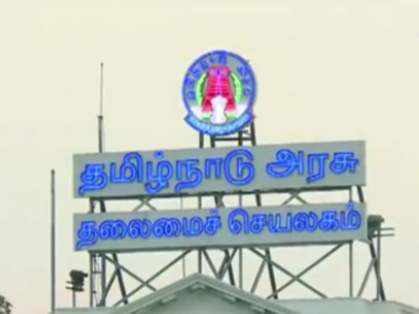 tamilnadu government warns employees against taking part in two-day strike on jan 8,9th