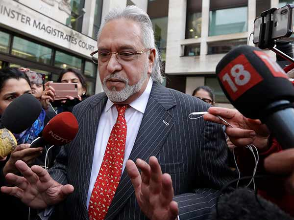 Vijay Mallya becomes India's first fugitive economic offender
