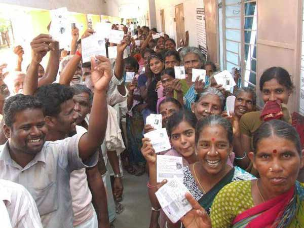 Sholinganallur constituency has high voters