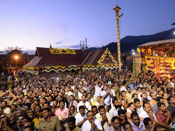 Sabarimala Makaravilakku: Thousands of devotees participated in the festival