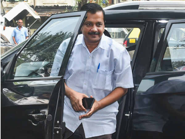 Delhi chief minister arvind kejriwals car was on Friday allegedly attacked