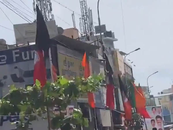 Modi visit Tamilnadu: This is how AIADMK welcomes PM to Tiruppur
