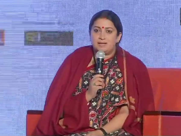 Will leave politics the day modi retires, says minister smriti Irani