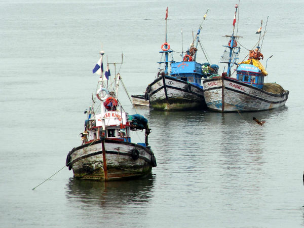 7 Nagai Fishermens arrested by Sri Lankan Navy