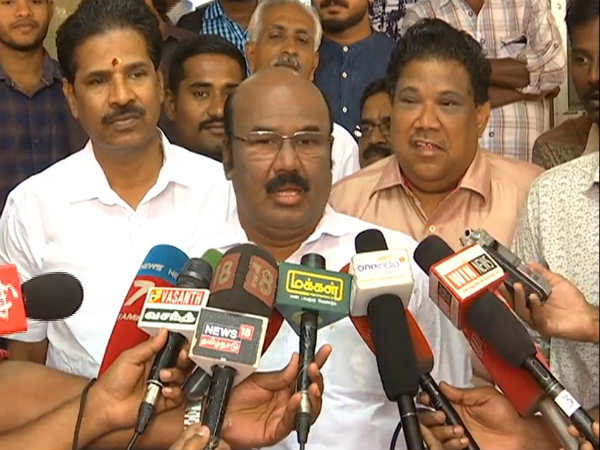 Admk will announce its political alliance on loksabha election soon says minister jayakumar