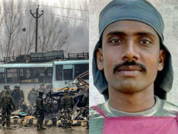 In the attack on security forces in kashmir, 2 tamiladu soldiers have been killed