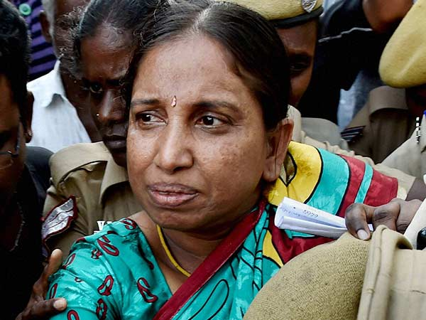 Rajiv Gandhi murder case: Nalini wrote a letter to the Governor