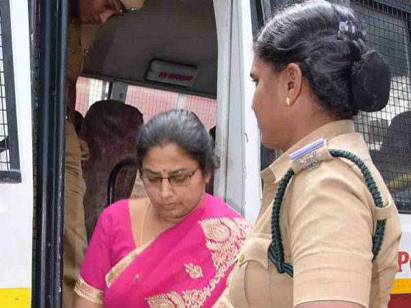 Nirmala Devi undergoes sexual torture in jail, says lawyer