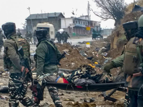 CRPF Warning ForThose who publish fake information about the Pulwama attack.