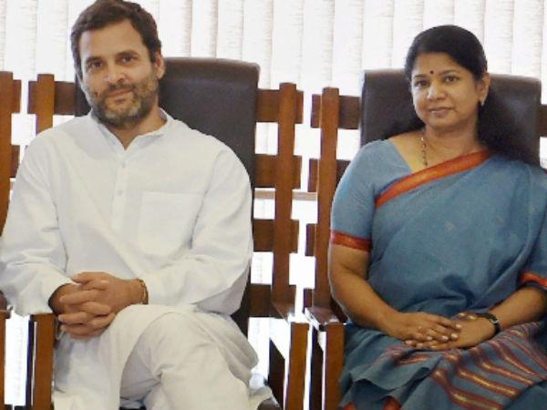 டெல்லியில் அடுத்தடுத்து திருப்பம்.. ராகுல் காந்தியுடன் கனிமொழி முக்கிய ஆலோசனை