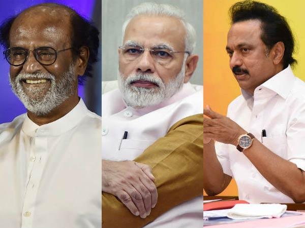 ஒத்த அறிக்கை.. வழக்கம் போல.. மொத்தமாக குழம்பிய அரசியல் களம்.. ரஜினிக்கு ஹேப்பிதான்