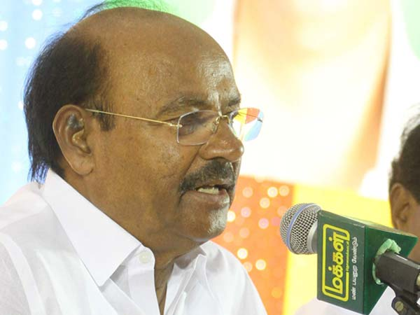 சாதிவாரி மக்கள் தொகைக் கணக்கெடுப்பு நடத்துக... ராமதாஸ் வலியுறுத்தல்