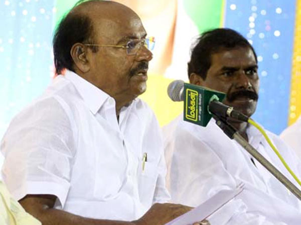 PMK Prepared Shadow Budget Dr. Ramadoss Released By Today