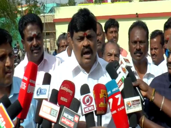 tamilnadu budget is a bottle gourd says minister rajendra-balaji