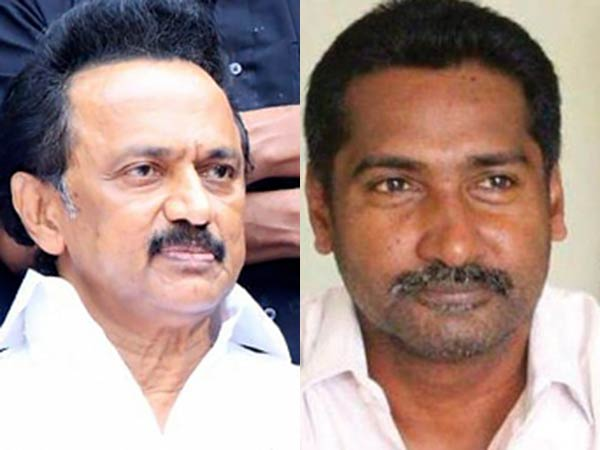 MK Stalin accuses Tamilnadu government for Mugilan missing