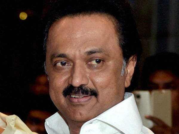 AIADMK slams Stalin for barb against Vedic ceremony
