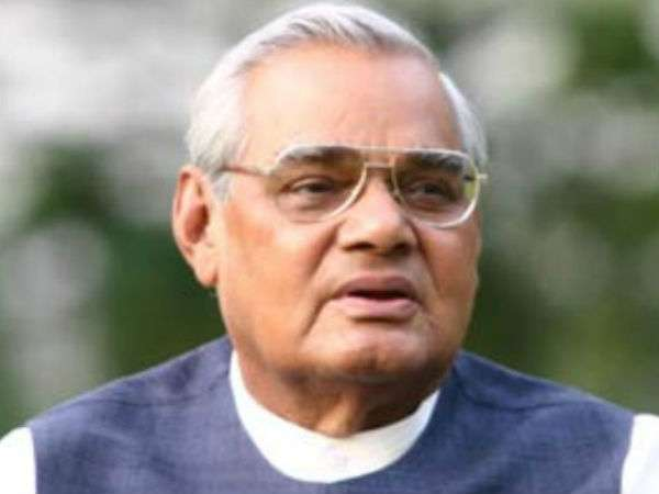 Former PM Atal Bihari Vajpayee Portrait to be installed in Parliament. The President will open on 12th
